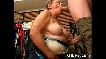 Fat Grandma Wants Long And Hard Cock