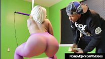 Phat Ass Cherise Rozy Pounded By Black Cock Rome Major! - 9Club.Top