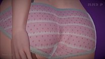 DOA MMD Honoka Underwear - okazurand.net