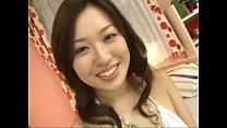 Beauty Hairy Asian Babe Fingered and Creampie F...