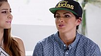 Mommy's little girl is a lesbian! - Nina North, Aspen Rae and Mona Wales thumbnail