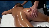 Sexy 18 year old girl gets drilled hard by her massage therapist! pornhub video