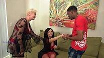 Seka's Daughter Meets Interracial BBC