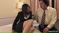 Japanese Babe Fucks Her Boss