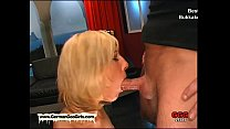 Sex Tube Iwank, Blonde babe loves swallowing cum like a true bukkake cum bucket thumbnail