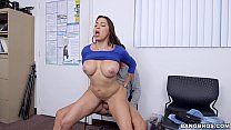 actress nude xxx ◦ Huge tit latina in porn casting thumbnail
