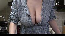 DOWNBLOUSENOW.COM - Downblouse Striptease & Big Boobs