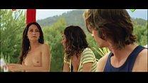 Houten Maaike Nude Swimming Vorschaubild