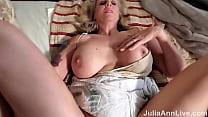 Sexperienced Busty MILF Julia Ann Wants Cum Ins