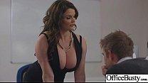 (Tasha Holz) Girl With Round Big Tits In Hard S...