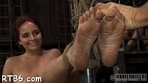 Tying up beauty for wild castigation - Download mp4 XXX porn videos
