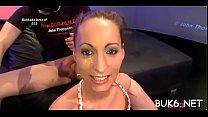 Receiving loads of jizz from different studs delight honeys pornhub video
