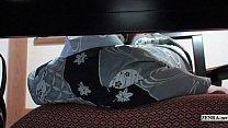 Subtitled uncensored shy Japanese milf in yukata in POV