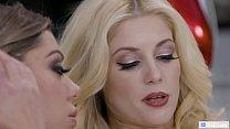 Lesbian Babe Needs A Closure - Charlotte Stokely, Ella Knox, Karma RX's Thumb