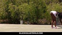 BlackValleyGirls- Spoiled Ebony Teen Seduces Her Step Daddy thumbnail
