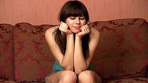 Russian real innocent teen Deniska is casting f...