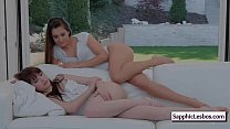 Sapphic Erotica Lesbos Free xxx video from www.SapphicLesbos.com 03's Thumb