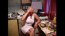 A  mom fucked by her son in the kitchen river pornhub video