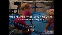 12871 These sluts wrestling hot preview