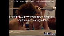 13647 These sluts wrestling hot preview