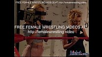 12676 These sluts wrestling hot preview