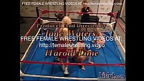 18185 These sluts wrestling hot preview