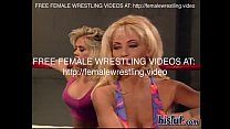 11135 These sluts wrestling hot preview