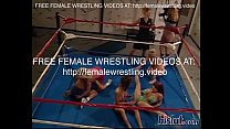 19741 These sluts wrestling hot preview