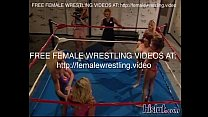 14157 These sluts wrestling hot preview