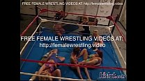 6004 These sluts wrestling hot preview