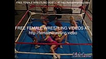 19097 These sluts wrestling hot preview