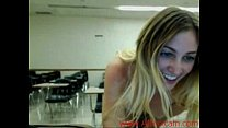 Student fingered in class
