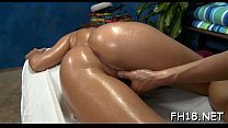 Massage cheerful ending