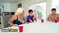 BANGBROS - MILF Stepmom Alura TNT Jens Turns Juan El Caballo Loco Into Her Fuck Toy - 9Club.Top