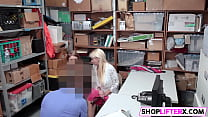Big Tits Cutie Skylar Gets Nailed For Theft