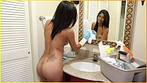 BANGBROS - Latina Maid Jade Jantzen Fucks Her Client Peter Green For Money preview image