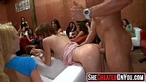 57 Awesome orgy at club with hot bitches! 27 porn thumbnail