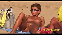 Nudist Beach MILF Closeup Spycam Compilation's Thumb