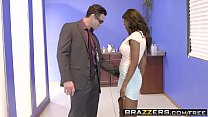 Brazzers - Big Tits at Work - You Cant Spell Horny Without HR scene starring Jezabel Vessir and Char - 9Club.Top