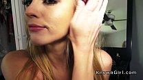 Jav hi, beautiful blonde amateur bangs dude pov in his house thumbnail