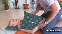 Ravishing sweetie is teased and nailed by her b... Thumbnail