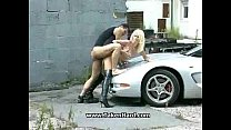 Luxsury car driver fuck Boss Daughter video