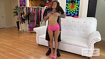 Tiny Asian Vina Sky is back for another Hookup Hotshot pounding Preview