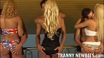 Your first time with a tranny will be incredible