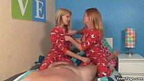 blonde twins - more @ InnocentTeenCams.Club - download porn videos