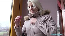 Public Agent Hot Blonde Lucy Shine Take Cash for Sex Preview
