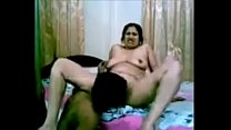 Indonesia milf chating wit husband's boss