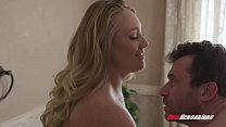 AJ Applegate Squirting All Over Big Dick image