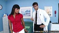Brazzers - Doctor Adventures - Leilani Leeane and Ramon - Doc Loosen Up My Throat - 9Club.Top