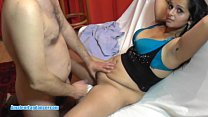 Wild gipsy amateur gets banged in doggy style